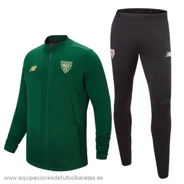 Chandal Athletic Bilbao 2019/20 Verde Futbol Online