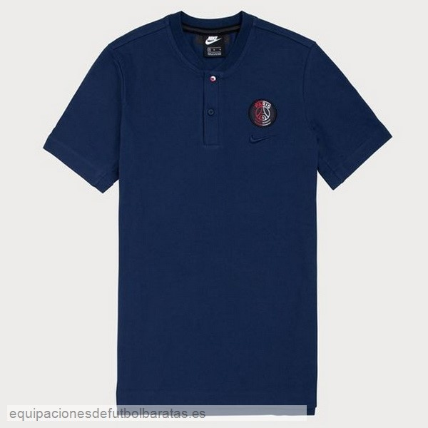 Polo Paris Saint Germain 2019/20 Azul Marino Futbol Online
